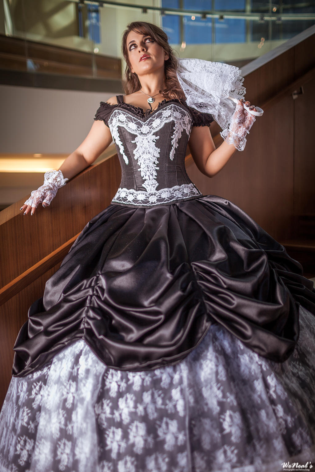Anomay Con 2015 - Victorian Ball Gown 2 by PhoenixForce85 on DeviantArt