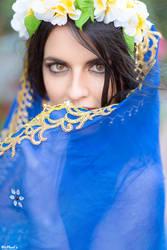 Art Nouveau Princess Jasmine 2