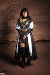 Gentiana Cosplay (Final Fantasy XV)