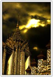 Wat Arun  by cinnosula by dathaiclub