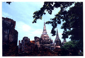 Ayutthaya1 by lottovvv