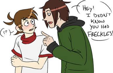 :MB: Freckles! by Wynt