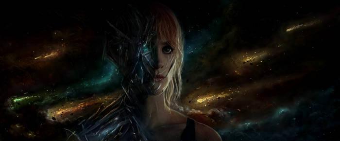 Cyberpunk apocalypse