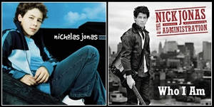 Nick Jonas - Before and After