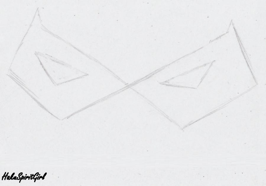 Robin's Mask Sketch