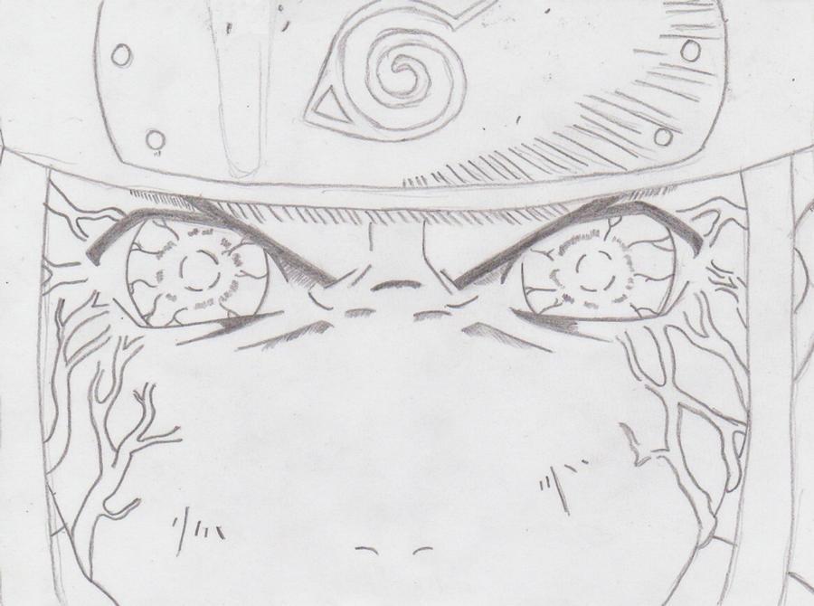 Neji's Byakugan by HakuSpiritGirl on DeviantArt