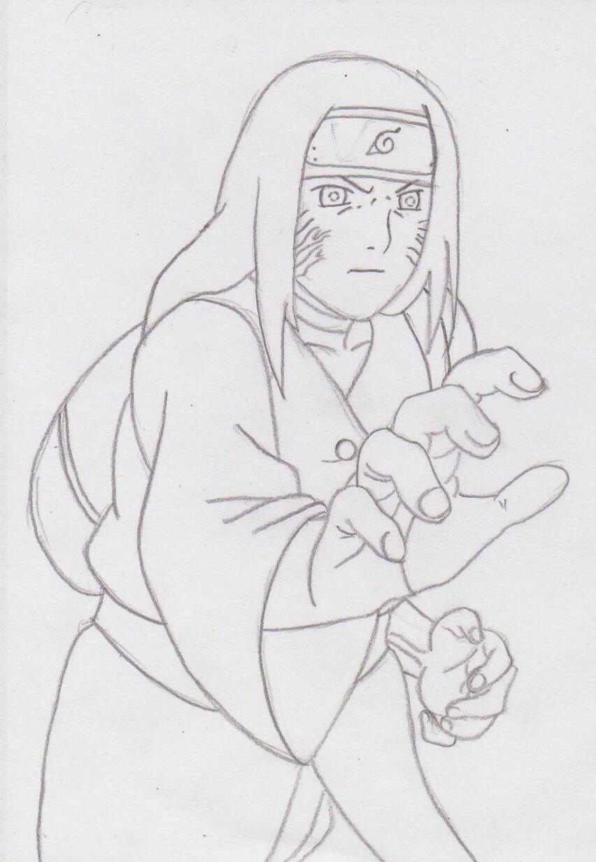 Neji's Gentle Fist
