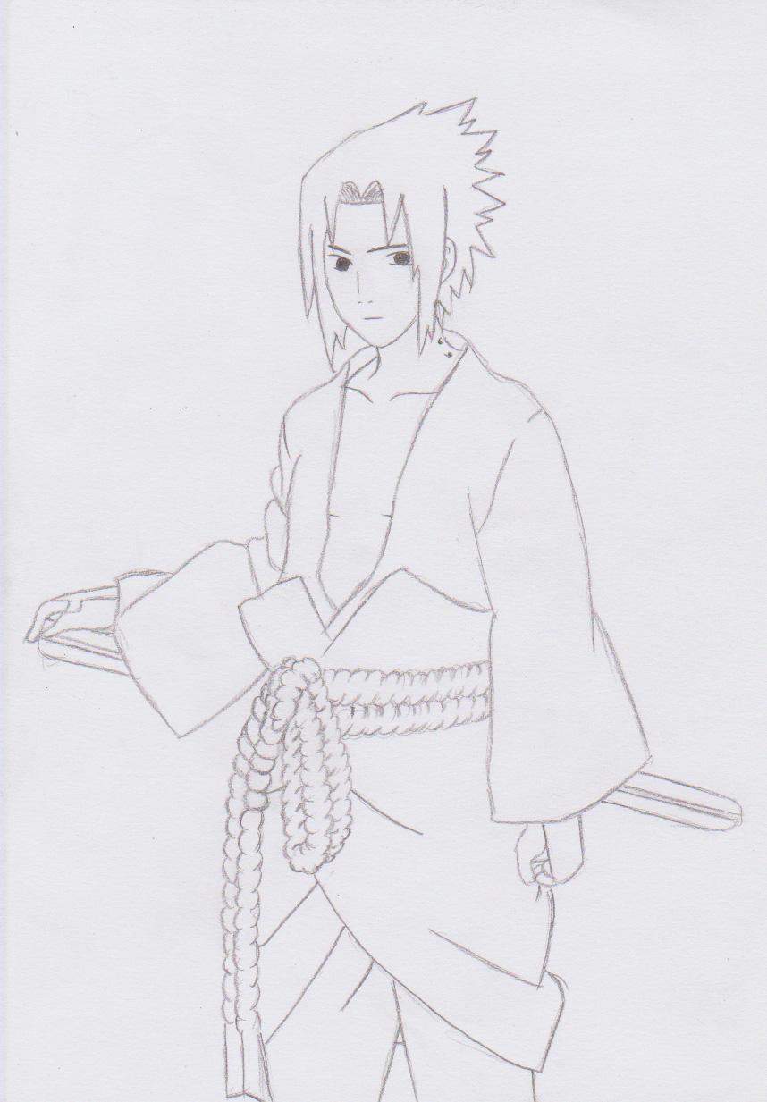 Uchiha Sasuke - Shippuuden