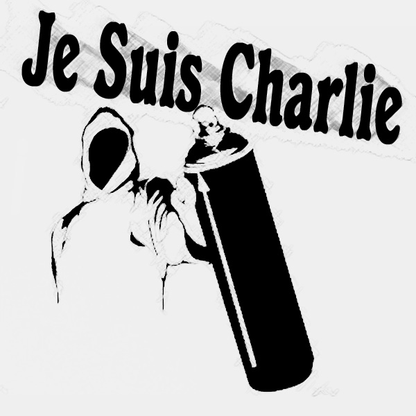 Je Suis Charlie by cosmicwind