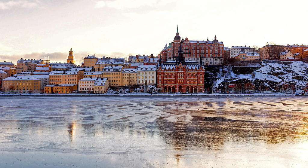 Sodermalm by cosmicwind