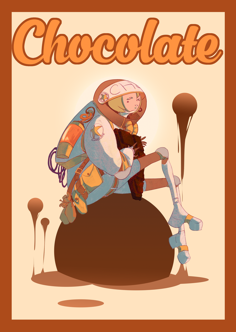 chocolate by amtami1995
