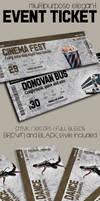 Multipurpose elegant ticket
