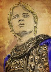 Guy of Gisborne Robin of Sherwood