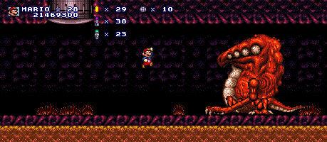 Mario vs Crocomire
