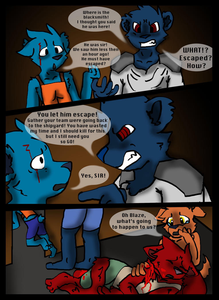 Take a look at my newest page! by Raycat19