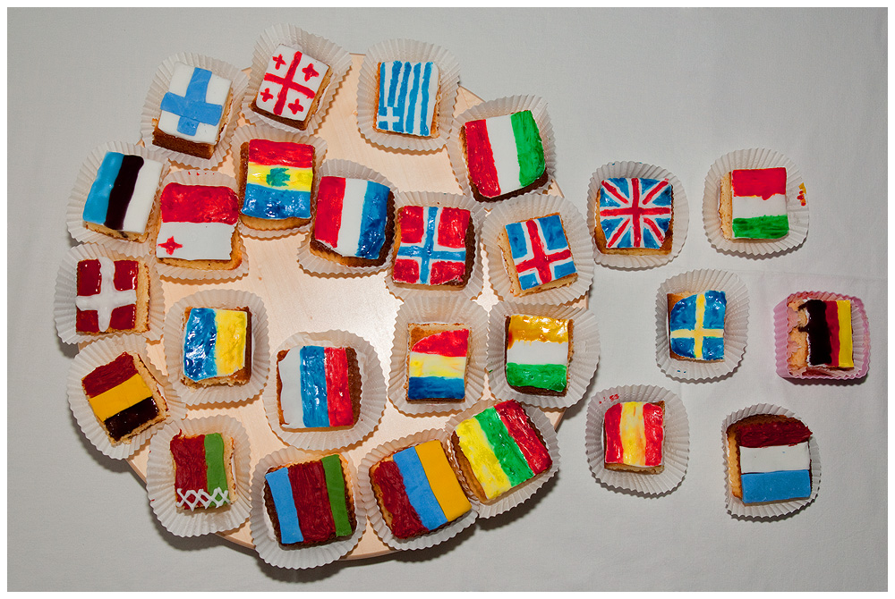 Eurovision Cakes 1 by Jedi-Solo