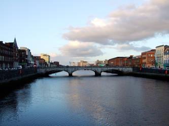 St. Patricks Bridge, Cork City by Kaiserspike