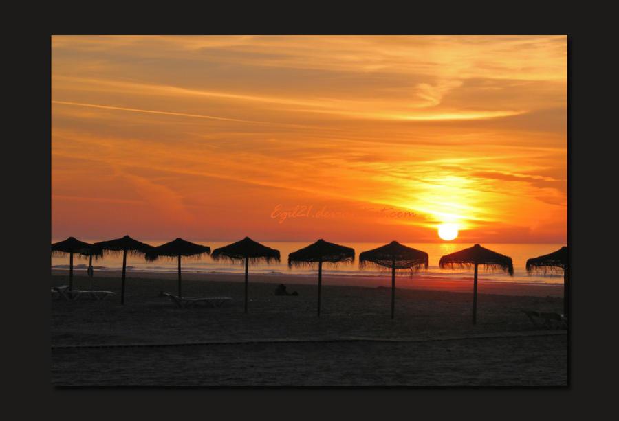Algarve Sunset by Egil21