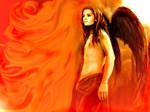 Fallen Angel by Egil21
