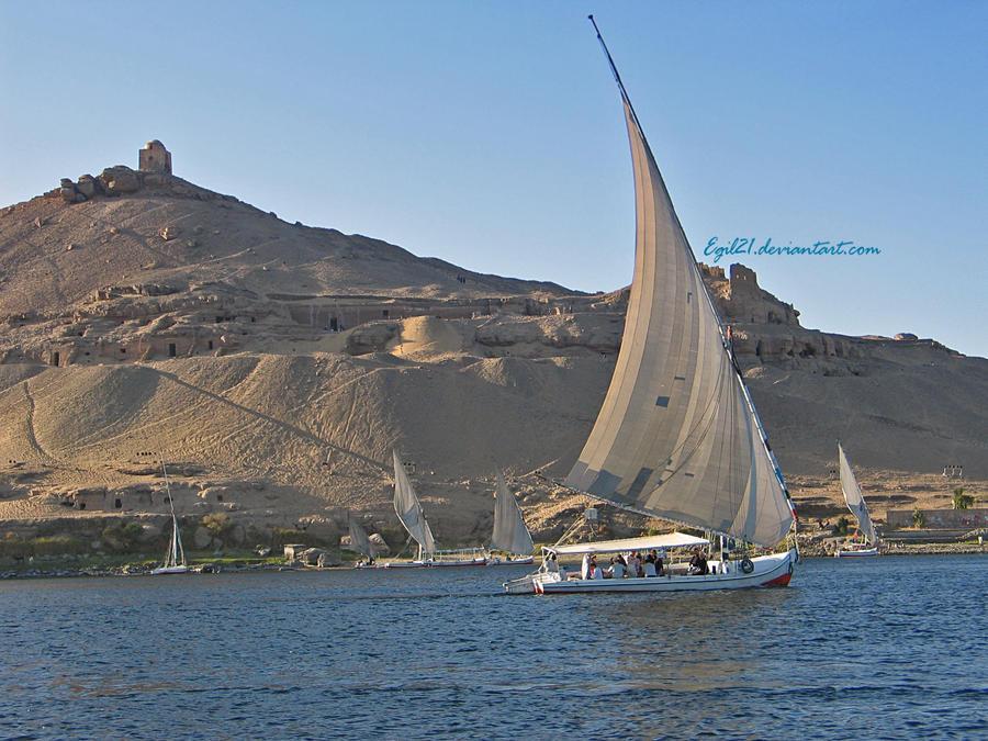 The Nile by Egil21