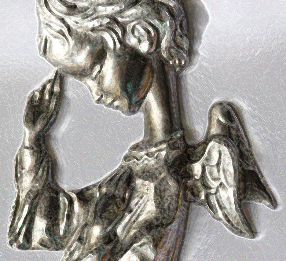 Little Angel by Egil21
