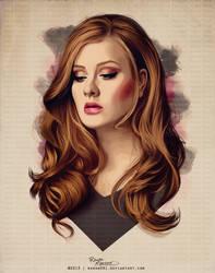 Adele Vector