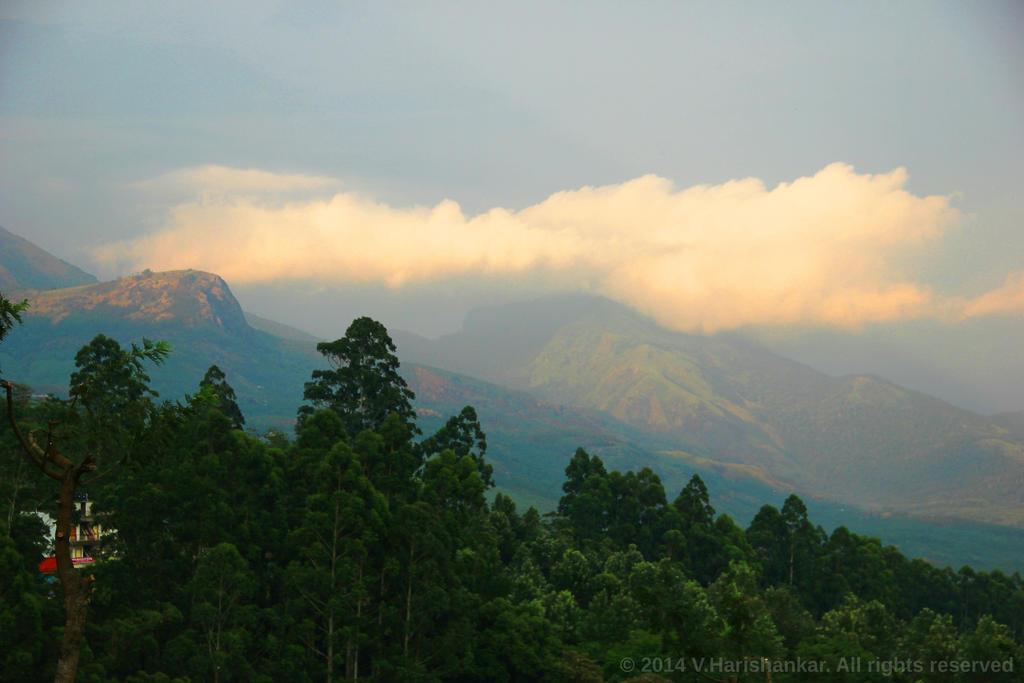 View Of The Distant Hills By Vharishankar On Deviantart