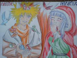 NaruHina: Beauty and the Beast by HinaNaru2302