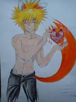 ARTRADE: Be my Valentine! by HinaNaru2302