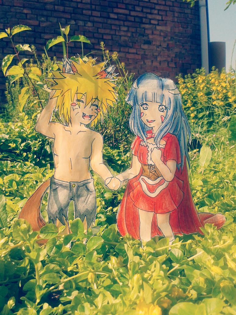 NaruHina: Be with you by HinaNaru2302