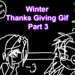 Winter Thanks Giving Gif Part 3 by Valcristsan
