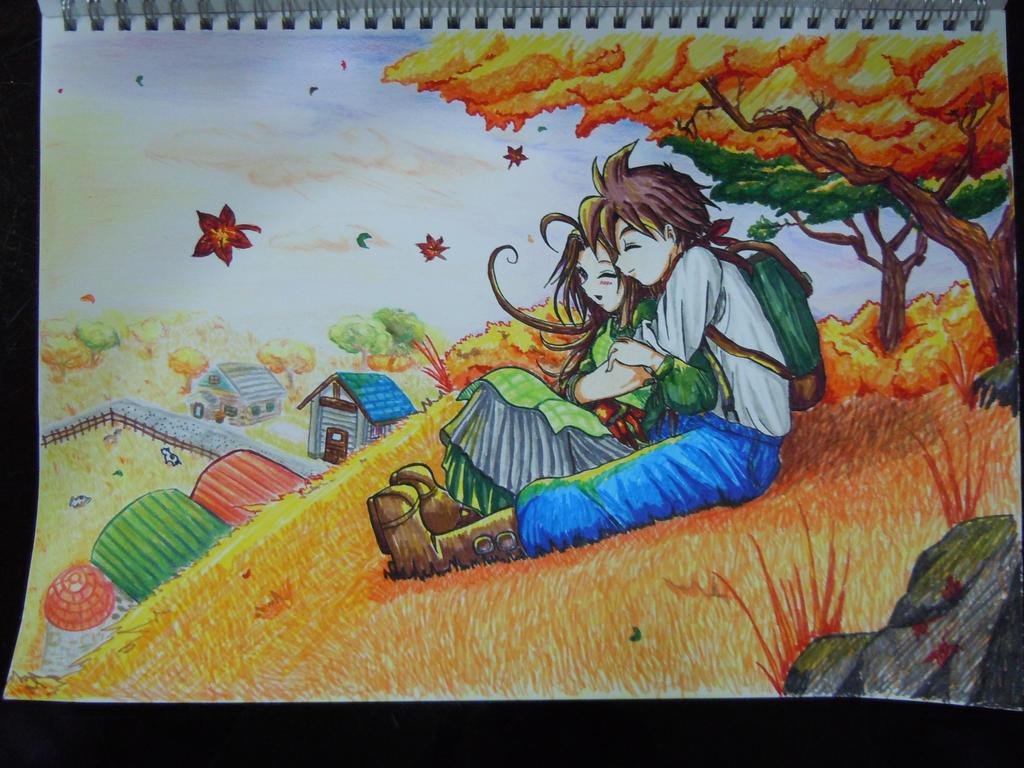 Jack and Celia by Valcristsan