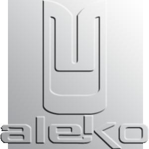 Aleko logo by Sirius-R