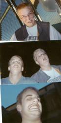 We are 2 crazy dudes