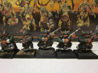 Random dwarfs by Stanfar