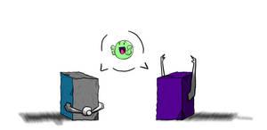 Longarm and Shockwave cube