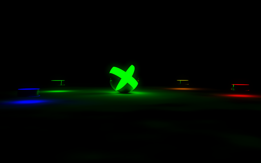 Xbox Wall by DonDraper1