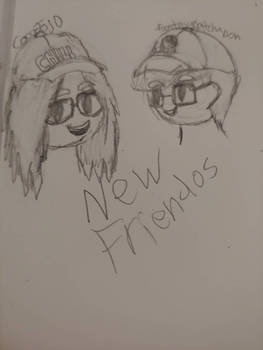 New friendos