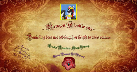 Dragon Cookie 495 5-26-2020 - 12-26 PM