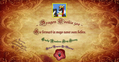 Dragon Cookie 500 7-6-2020 - 5-01 PM