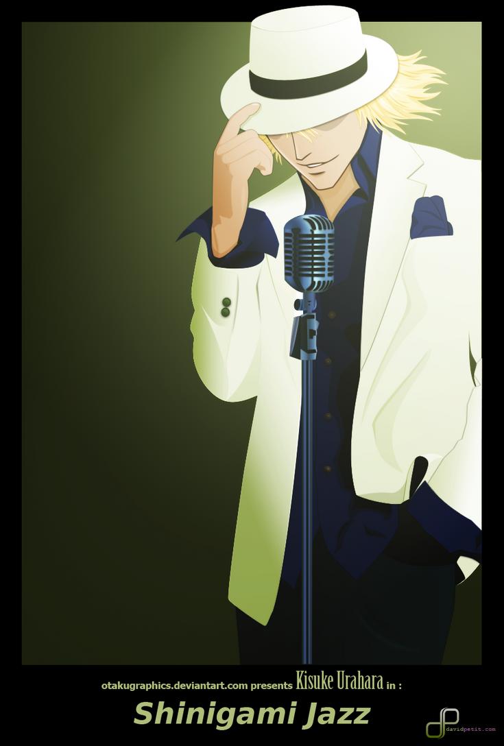 Urahara the Jazzman by Otakugraphics