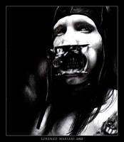 Marilyn Manson by chaosartifex