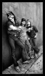 Motorhead by chaosartifex