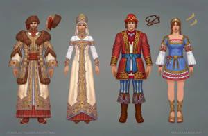 Kania Lore Costumes by any-s-kill