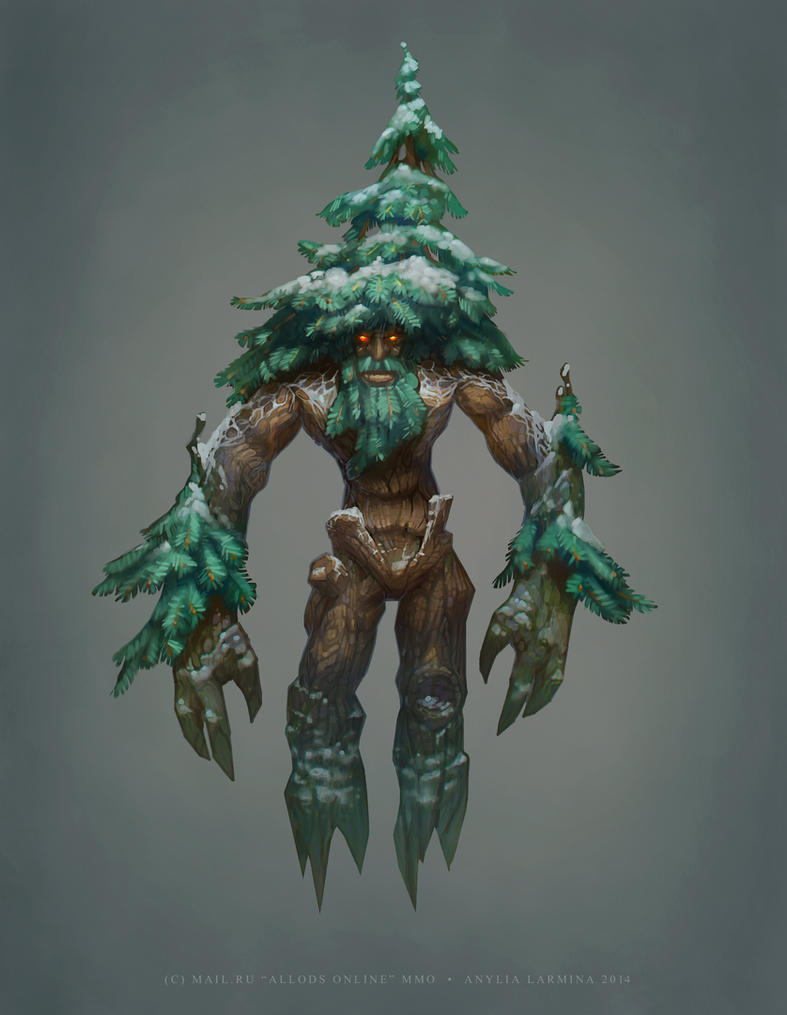 Treant fir by any-s-kill