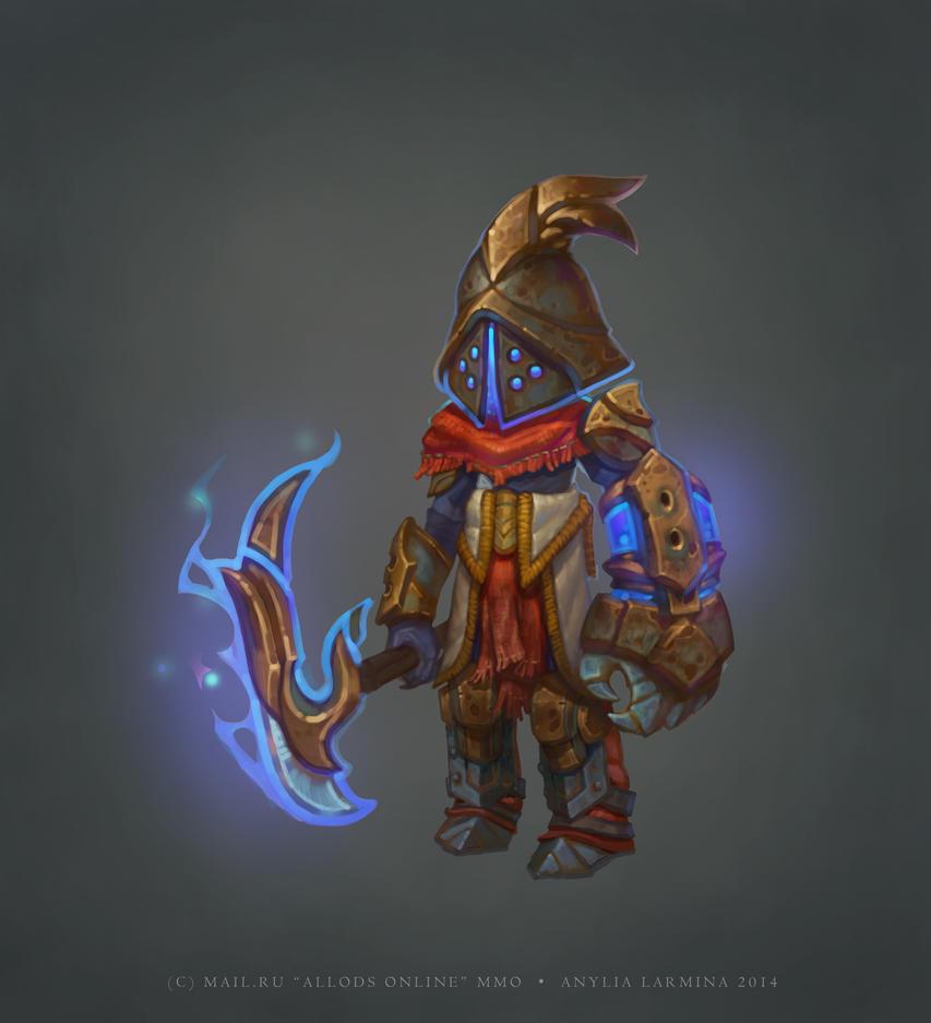 Zverg Warrior by any-s-kill