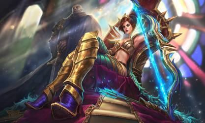 Queen of arrows