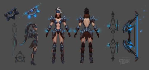 Ranger Avenger Concept by any-s-kill