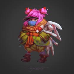 Pinkie  bu :3 by any-s-kill