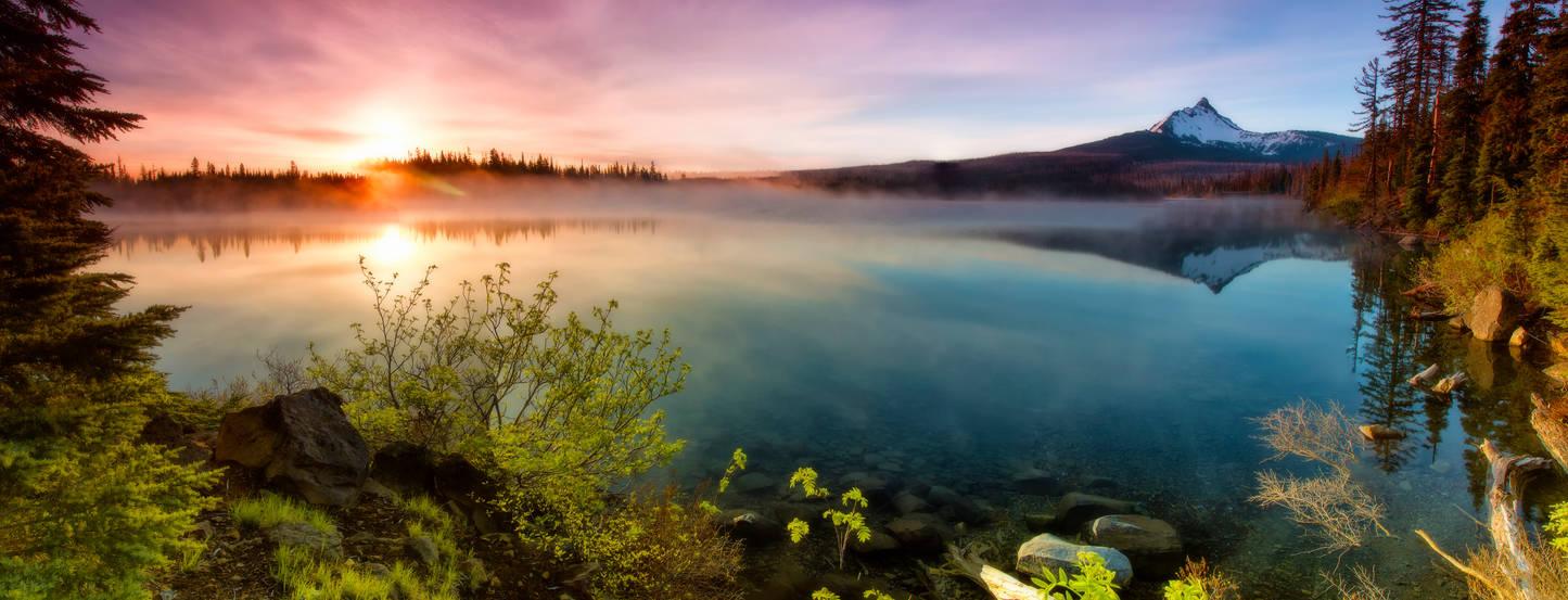 Big Lake by SpringfieldShtos